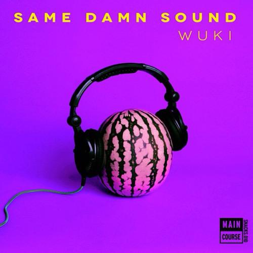 Wuki - Same Damn Sound (SNACKS.010 // Main Course)
