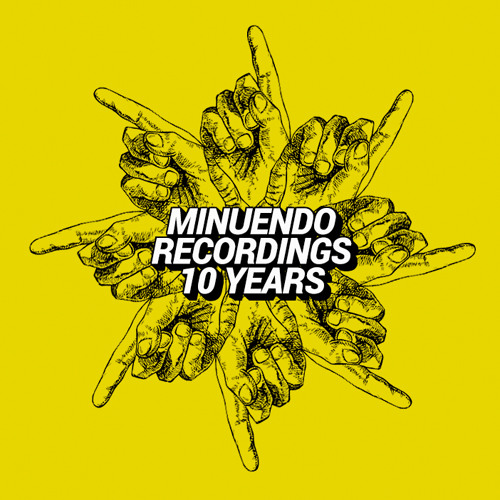 Minuendo 10 Years mixed by Ernie