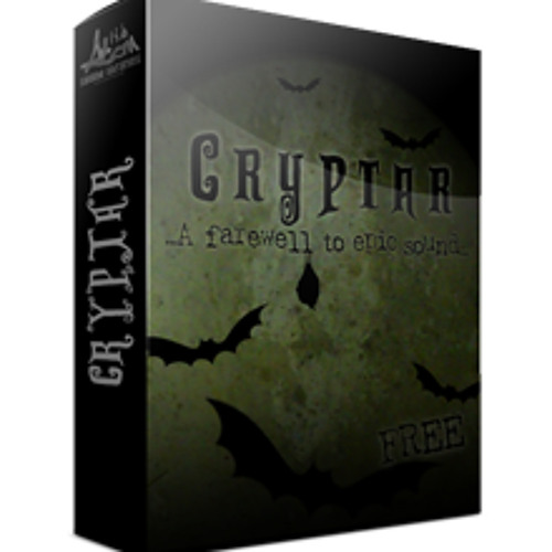 CRYPTAR - Rock The Crypt (FREE K5 instrument)