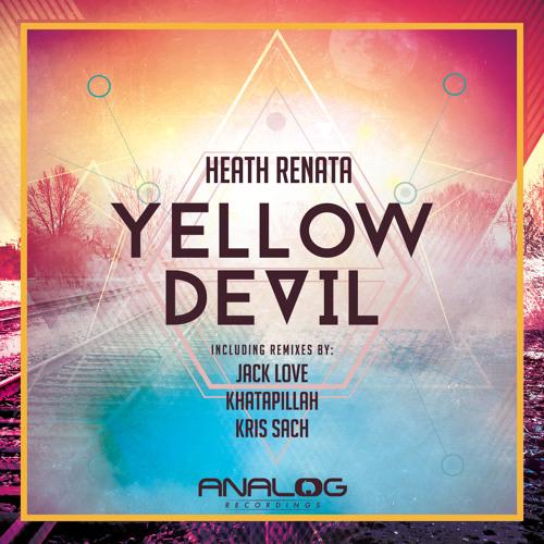 Heath Renata - Yellow Devil (Khatapillah remix) [ANG007]