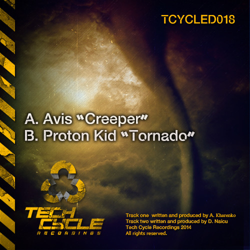 Avis - Creeper [cut] - OUT NOW!!!