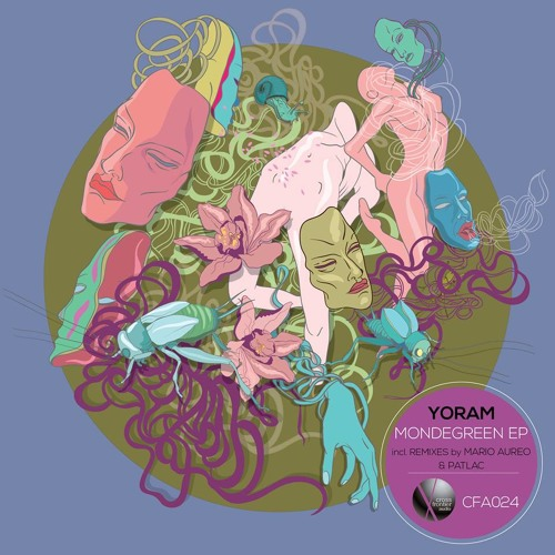 Yoram - Susurrous (Patlac Remix)/ Crossfrontier Audio