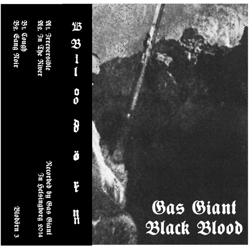 Gas Giant - Black Blood