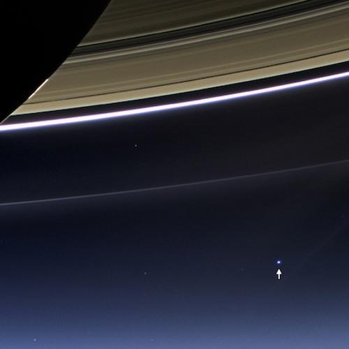Adam Freeland - Pale Blue Dot - (an ode to Carl Sagan)