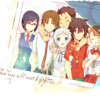 AnoHana ED - Secret Base