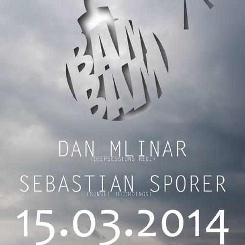 Sebastian Sporer Live @ BAM BAM, Mahagonibar Augsurg 15.03.2014