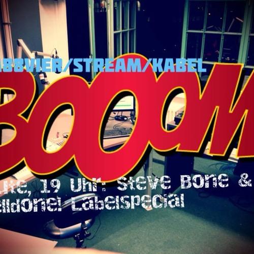 Steve Bone - WellDone! Music Mix for UrbanNoizeRadio