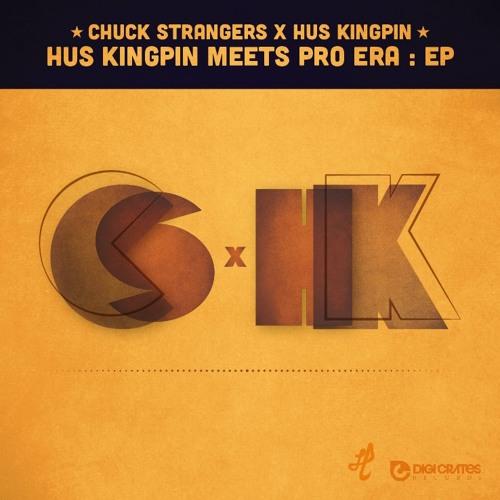 Chuck Strangers x Hus Kingpin - Ice Cream (ft  Mach Hommy