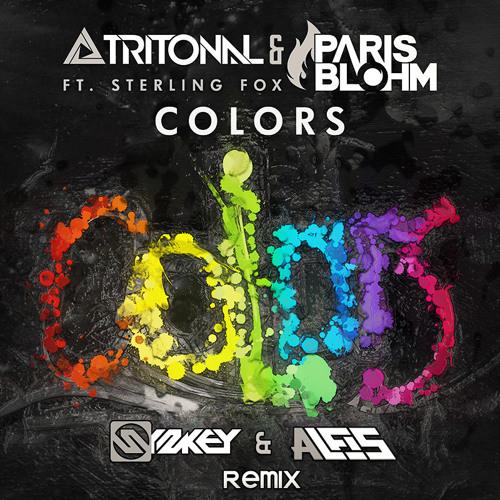 Tritonal & Paris Blohm Feat. Sterling Fox - Colors (Syskey & Aleis Remix)