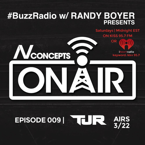 BUZZ Radio featuring NV Concepts ON AIR 009 | TJR