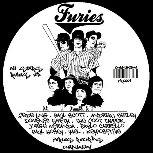 Paul Hosey - Acid Rain (Original Mix) [Furies Records] [Free Download]