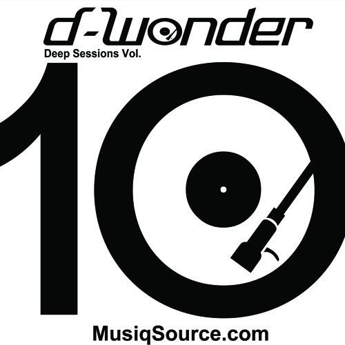D-Wonder - Deep Sessions vol. 10