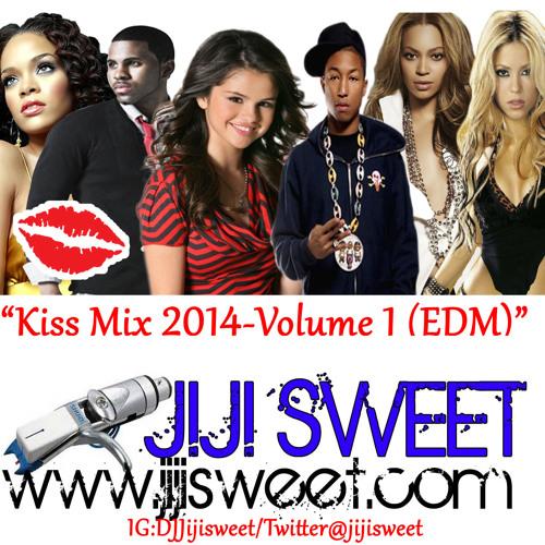 DJ Jiji Sweet Kiss Mix 2014 - Volume 1 (EDM-Dance-Electro)