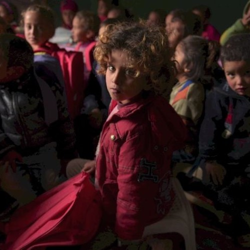 'Children of Syria' photography exhibit shows the view on the ground