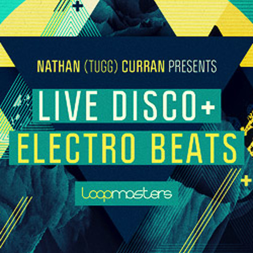 Nathan Curran Presents Live Disco + Electro Beats