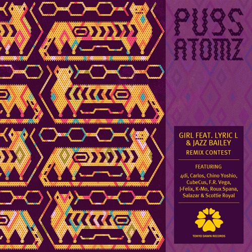 Pugs Atomz - Girl feat. Lyric L & Jazz Bailey (Roux Spana Remix)