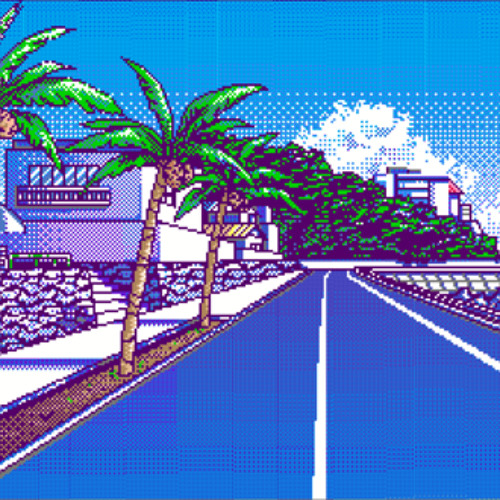 PALM  CITY  「with 猫 シ Corp.」