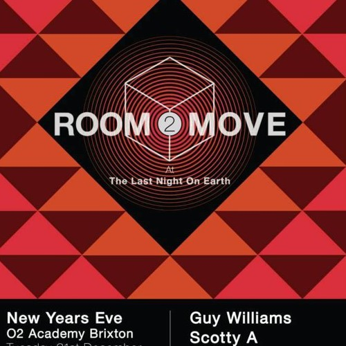 Robin Thurston - [Live] @ Room2Move/Last Night On Earth, Brixton Academy, 31.12.2013