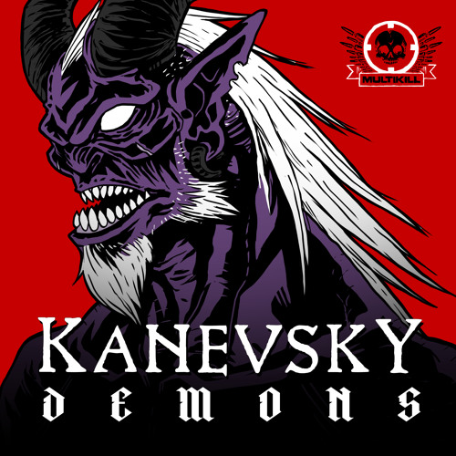 Kanevsky -Demons EP [clips] Out Now on Beatport