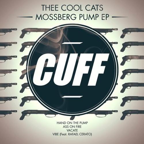 CUFF#003: Thee Cool Cats - Vacate (Original Mix) [CUFF]