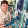 Are you being served? Canada Beading Supply manager Irina Balabanova