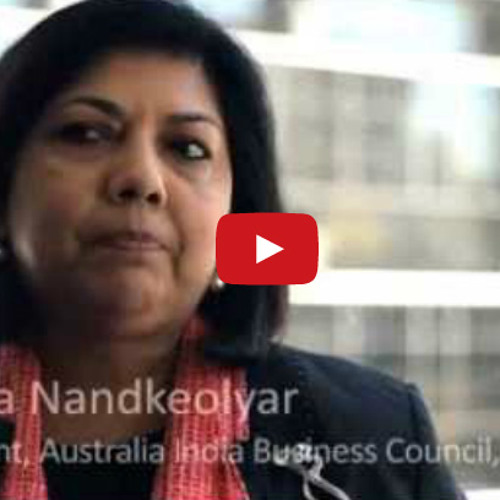 ABC Bill Birtles - Indian - Minister - Pushes - For - Stepped - Up - Links - With - Australia