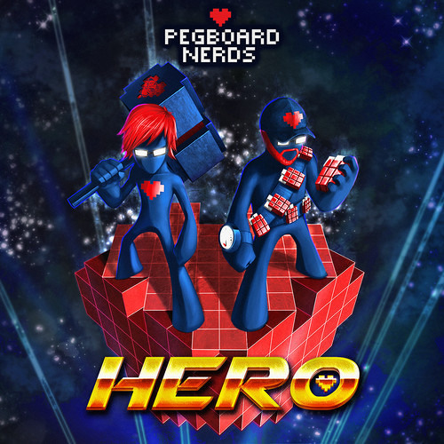 Pegboard Nerds - Hero (feat. Elizaveta)