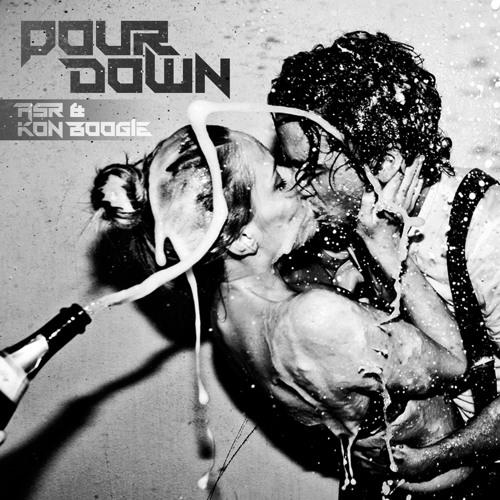 Pour Down Feat. Akwarian Sea Rebel (Prod. by Chiefs)
