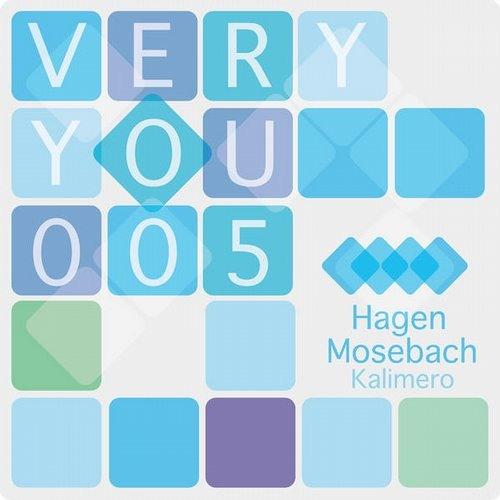 Hagen Mosebach - Kalimero (Very You Rec. - VERYYOU005)