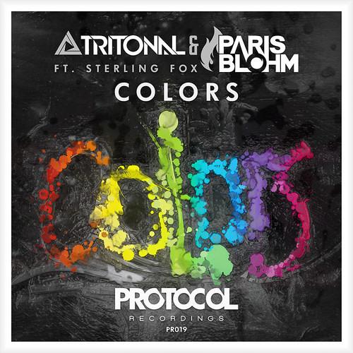 Tritonal & Paris Blohm ft. Sterling Fox - Colors (Luke Max Remix)