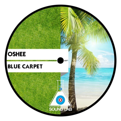 Oshee - Blue carpet