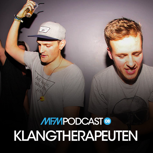 MFM Booking Podcast #8 by KlangTherapeuten