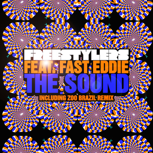TEASER RAD 083 The Freestylers featuring Fast Eddie - The Sound (Blapps Posse Remix)