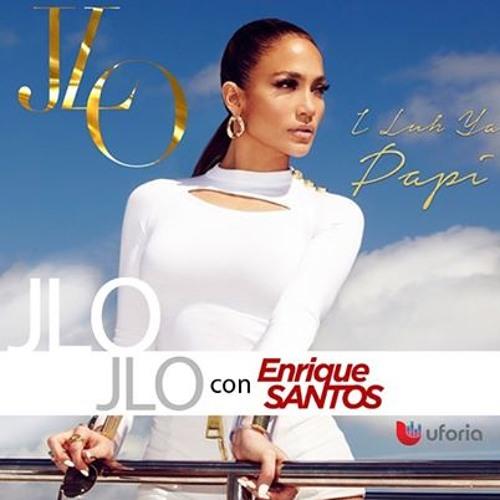 JLO WITH ENRIQUE SANTOS ( EXCLUSIVE INTERVIEW )
