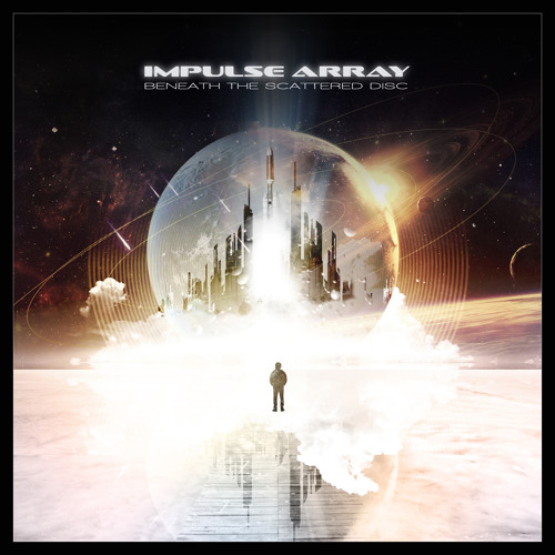 Beneath The Scattered Disc -  digital album preview clips