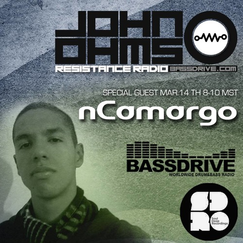 Resistance Radio Live Hosted By John Ohms W Special Guest nCamargo