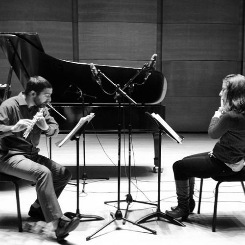 November Duo, Op. 5: I. I Saw Her Tomorrow; II. Thank You, Jeremiah (3-17-14)