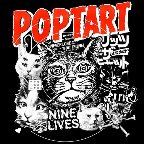 POPTART 004 // NINE LIVES