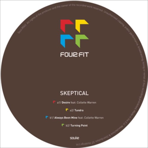 Skeptical - Always Been Mine feat. Collette Warren [Four:Fit EP01 - SOULR062]