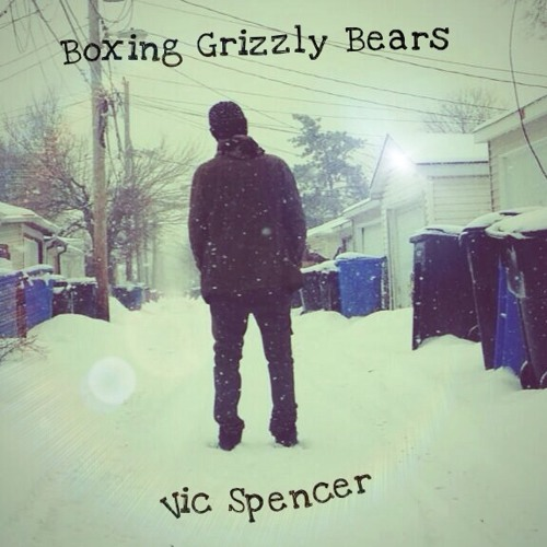 Boxing Grizzly Bears