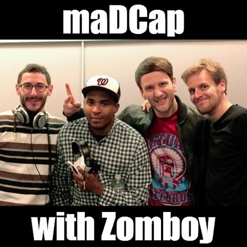 maDCap with Zomboy