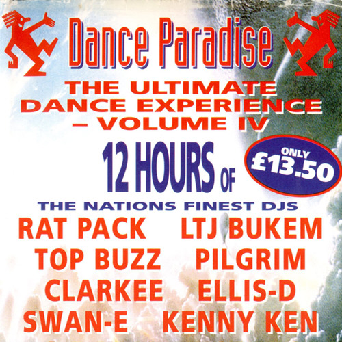 DJ's Kenny Ken & Top Buzz - Dance Paradise Volume 04