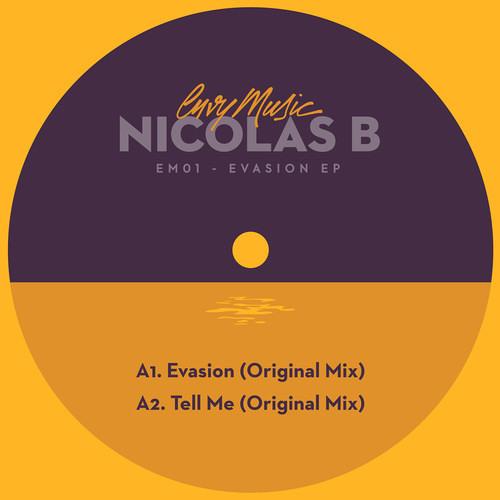 Nicolas B - Evasion (Original Mix) ENVY MUSIC