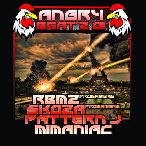 Sweet Punch ( Angry beat'z 01 / preview / No master ) ON BEATFREAK'Z RECORDS