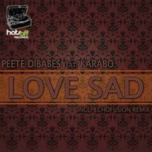 Love Sad (Echofusion's Eclipse Mix) Promo