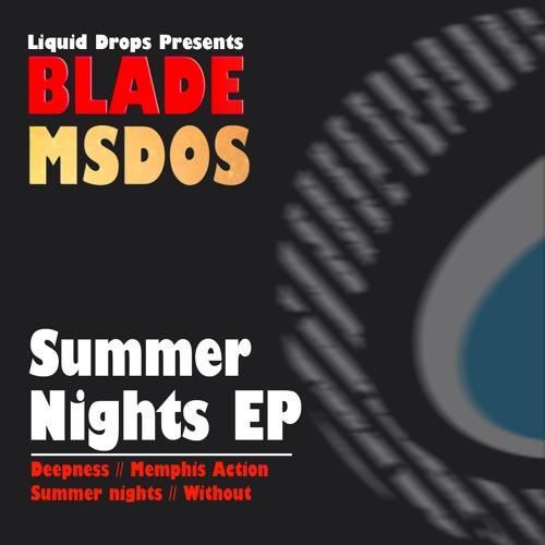 Out Now ... Blade & mSdoS - Deepness (Original Mix)