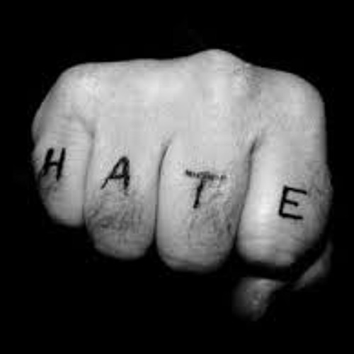 All Of Your Hate
