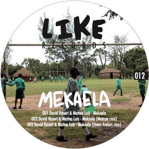 David Hasert & Matteo Luis - Mekaela (Metope Remix)