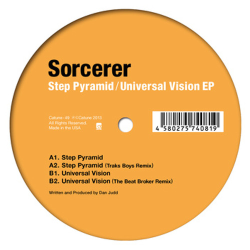 Sorcerer - Step Pyramid (Traks Boys Remix)