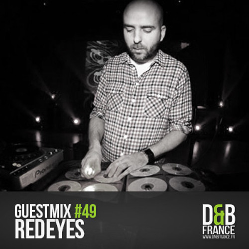 DnBFrance Guest Mix no 49 - Redeyes